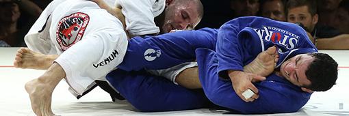Wesley Trevelyan | Brazilian Jiu Jitsu| Lions Gym - Mixed Martial Arts